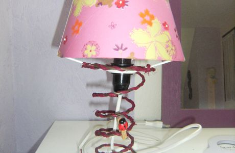 Mes lampes ressorts