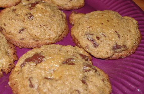 More than perfect cookies