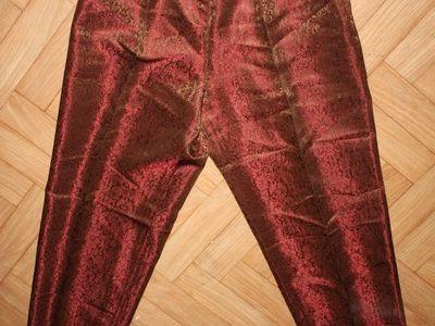 Pantalon cigarette vintage Open Collection