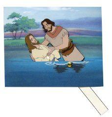 Soirée familiale : thème le baptême