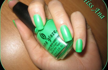 In The Lime Light - China Glaze
