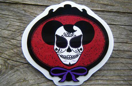 Magnet Mexican Skull