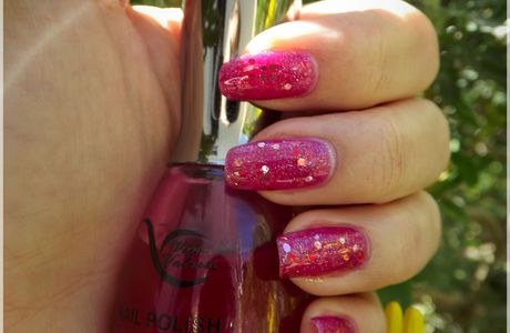 Nailstorming : Jelly Sandwich