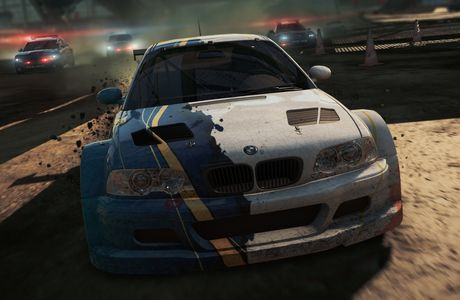 DLC pour Need for Speed : Most Wanted