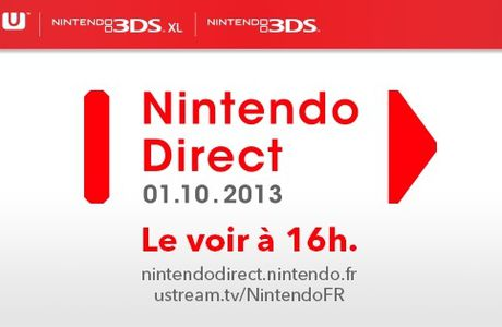 Un Nintendo Direct demain à 16h