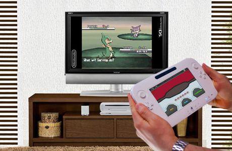 La Wii U pourrait proposer des jeux DS