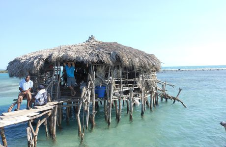 Notre voyage en Jamaïque: Pélican Bar