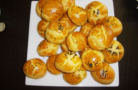 "Pogaca ""Pocha"" / Petit pains"