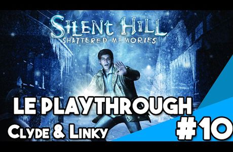 Playthrough [FR] - Silent Hill Shattered Memories [10] - L'escalier infini