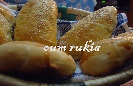 Petits pains farcis aux épinards