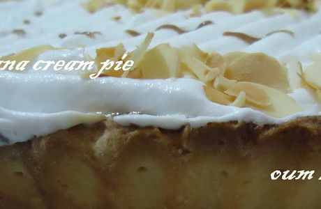 Banana cream pie de Mouni