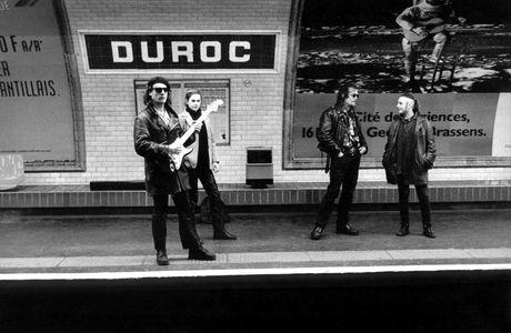 le métro de Paris vu par Janol Apin