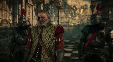 The Witcher 2 Trailer New Elements [Jouons Plus]