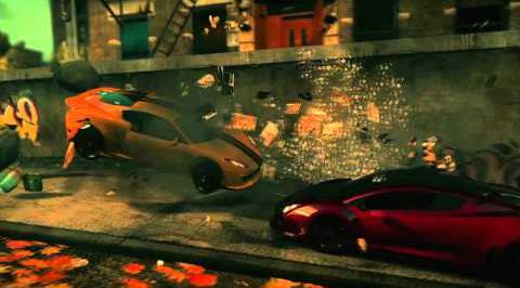 Ridge Racer Unbounded Trailer [Jouons Plus]