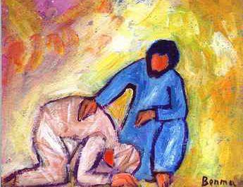 Homélie 28° dimanche du Temps Ordinaire C – Le service des services dans l'action de grâce et la fidélité
