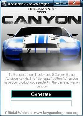 how to download trackmania 2 canyon for free