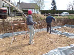 Le Blog De Phanou Et Mimi Faire Construire Une Maison