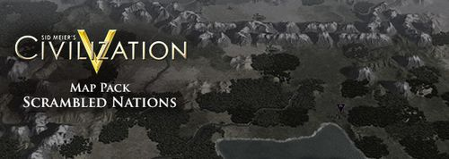 Civilization V - Scrambled Nations Map Pack Download For Mac