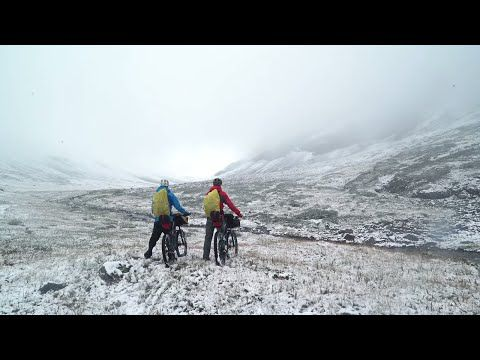 Epic Mountain Bike Expedition In Mongolian