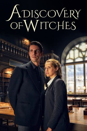 watch a discovery of witches free online