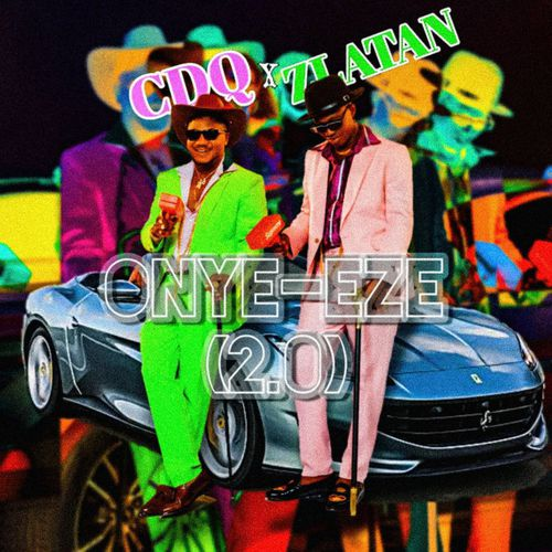 DOWNLOAD MP3: CDQ - Onye Eze (Remix) 2 0 ft  Zlatan | Video