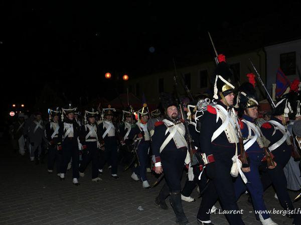 Défilé de la soirée du 1er décembre 2012