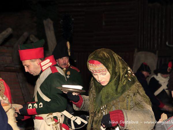 Soirée du 29.11.2013 - Nina Dostalova