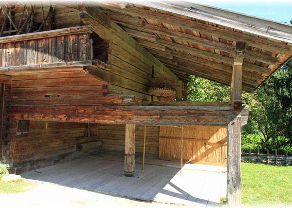 Conservatoire des fermes tyroliennes de Kramsach (Tyrol)