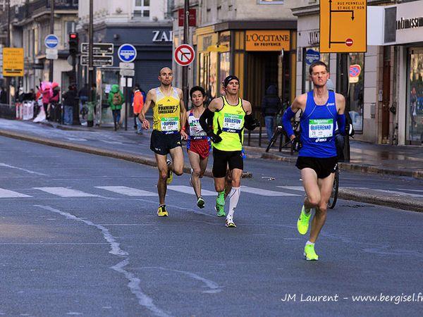 Marathon de Paris 2013 volume 1