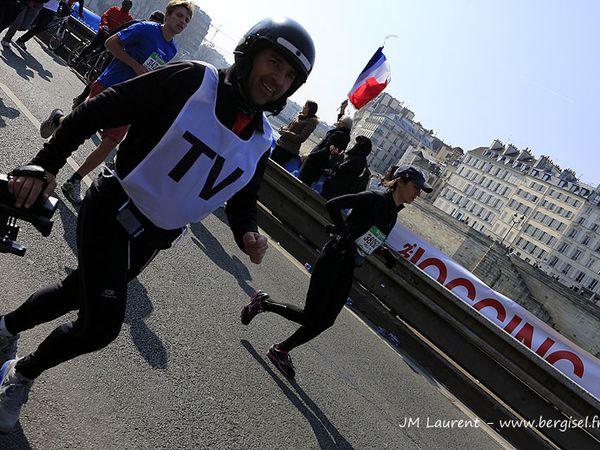 Marathon de Paris volume 2 07/04/2013