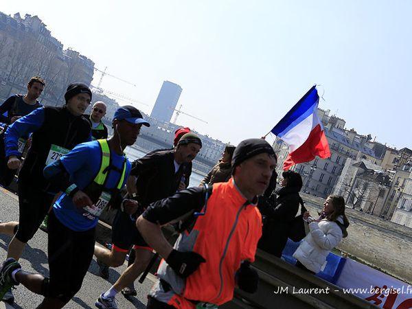 Marathon de Paris 2013 Volume 3