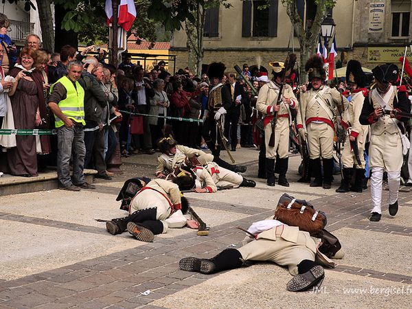 Samedi 11.05.2013 - Combat franco autrichien