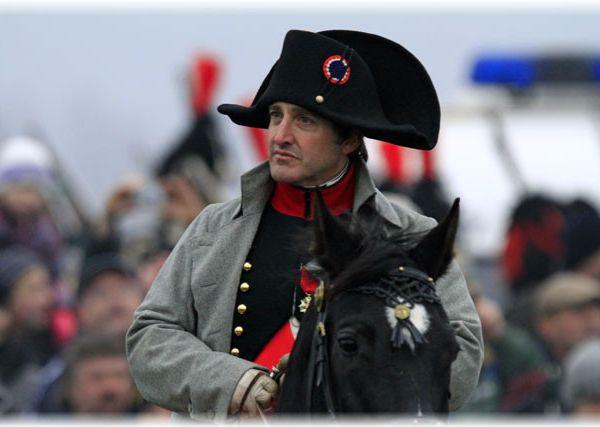 Reconstitution Austerlitz 2011