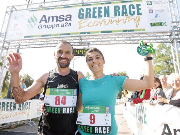 Album - Green Race, ecorunning e ambiente