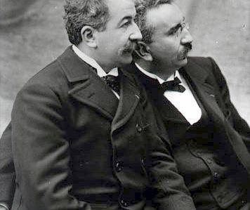 I fratelli Lumière e L'invenzione della pellicola cinematografica