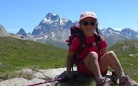 Tess 6 ans et demi et Nathan 9 ans : Randonnée n°2 : Tour de la tête des Toillies 28 juin 2015