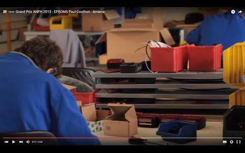 Moniteurs d'ateliers:Reconnaissance des Acquis professionnels des travailleurs handicapés