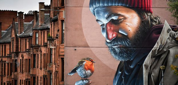 """Check Out These Mind-Blowing Scottish Street..."