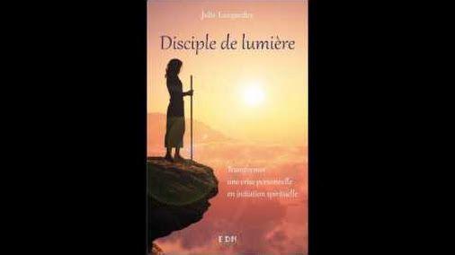 """"""" Disciple de Lumière"""" entretien avec Julie Luquedey"""