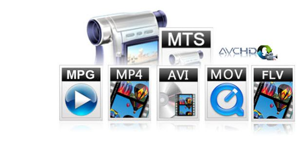 Download Best MTS/M2TS to MKV/MP4/AVI/ProRes/MOV/FLV Converter for Mac and Wins