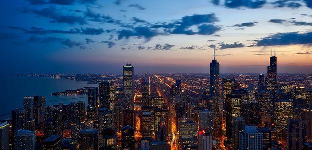 """Chicago à nouveau infestée par les """"Gangs"""", ... Des milliers de gens fuient la 3ème ville Américaine."""