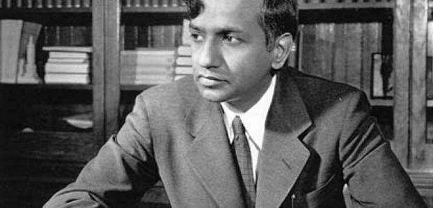 Un Doodle en Hommage au physicien Subrahmanyan Chandrasekhar