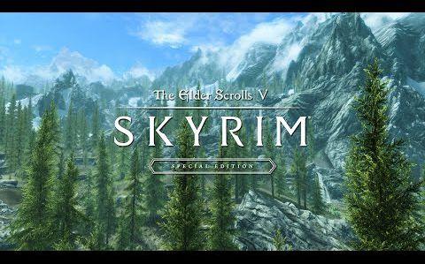 [News] Nouvelle vidéo de gameplay pour The Elder Scrolls V : Skyrim Special Edition
