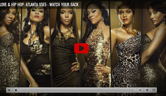 Love & Hip Hop: Atlanta Season 5 Episode 5 Watch Your Back