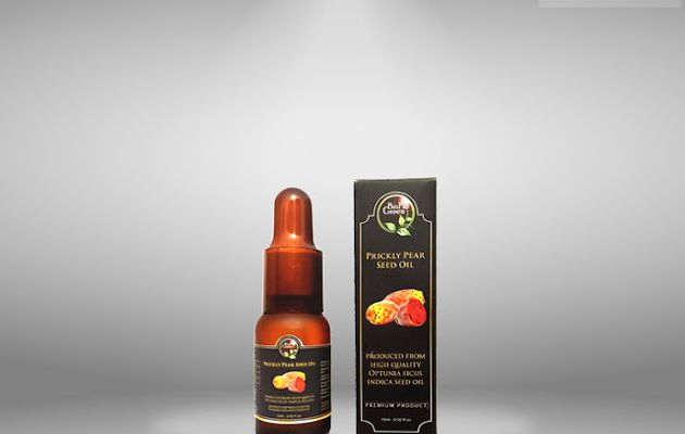 Pure Prickly Pear Seed Oil - Prickly Pear Oil - Fig Barbary oil