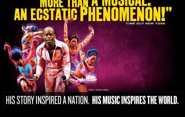 Nigeria: Fela On Broadway Premieres