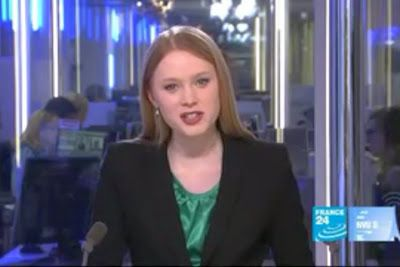 2012 02 10 @06H00 - LORNA SHADDICK, FRANCE 24, THE NEWS