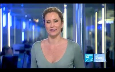 2012 04 10 @18H00 - MELISSA BELL, FRANCE 24, THE NEWS
