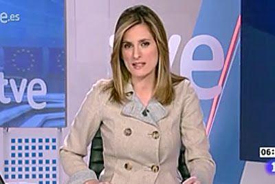 2012 01 25 @07H10 - ANA ROLDAN, TVE 24H, TELEDIARIO MATINAL