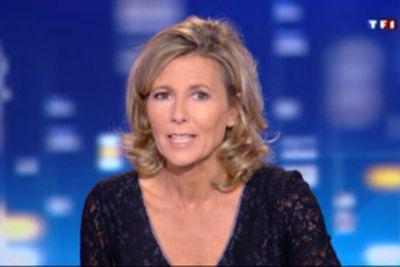 2011 09 17 @13H00 - CLAIRE CHAZAL - TF1 - LE 13H